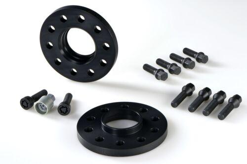 H /& r ensanchamiento negro 50mm b5034571 audi 80 b4 b4q 4-agujero pista placas