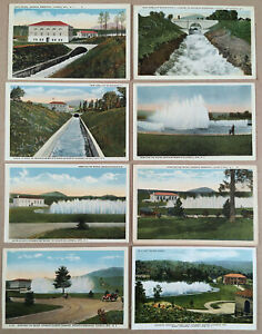 Shokan-Ulster-County-NY-Lot-of-25-Postcards-ASHOKAN-RESERVOIR-circa-1910s-1920s