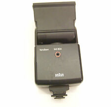 Braun Vario Zoom 340 SCA  Blitzlicht
