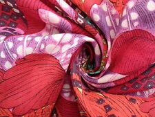 Liberty Wool/Silk, 'Felicity's Florals', (per metre) dress fabric