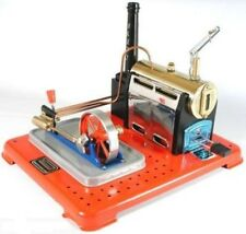 Mamod SP4 Stationary Live Steam Engine, Ready Built, Powerful and Compact - Grea