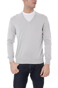 Sweater Made Grigio Maglia Uomo Nmmc122242t Maglietta Fay In Italy XiuZkOP