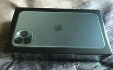 Apple iPhone 11 Pro Max , 256GB , Midnight Green (Unlocked) A2161 (CDMA +  GSM)