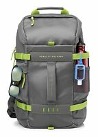 HP Odyssey Sport Backpack for 15.6inch  Laptop  Grey/Green