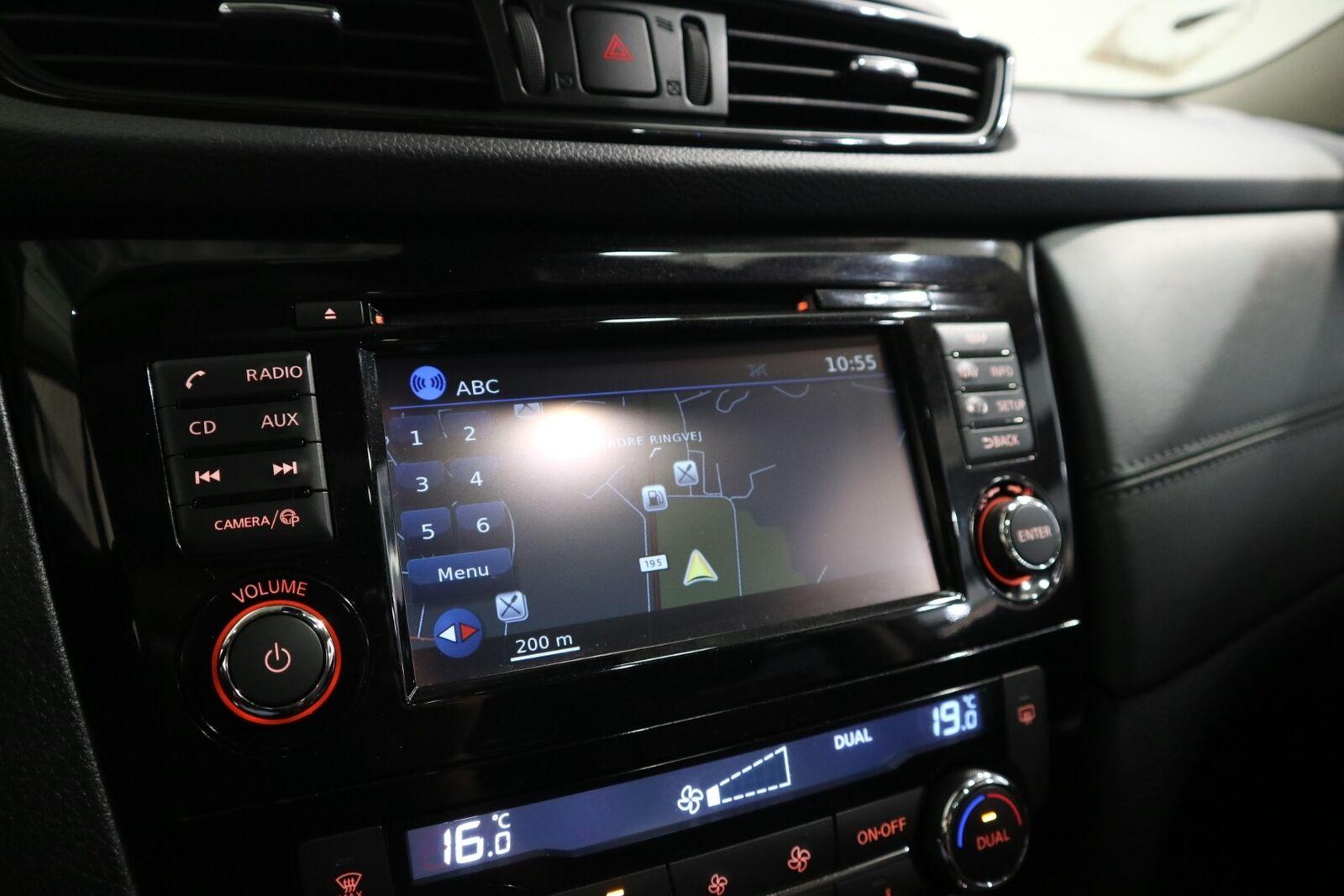 Nissan X-Trail 1,75 dCi 150 N-Connecta X-tr. 7prs - billede 11