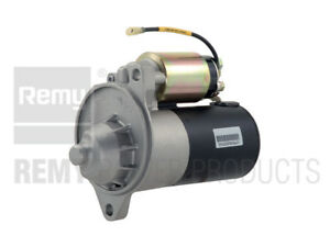 Starter Motor-Std Trans Remy 25510 Reman