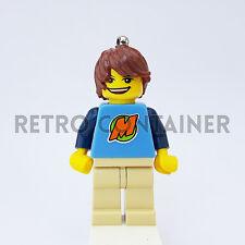 LEGO Minifigures - 1x gen029 - Club Max - Promotional Omino Keychain Portachiavi