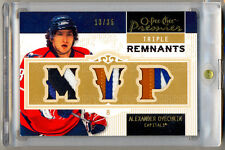 2008-09 OPC Premier Remnants Triples Gold ALEXANDER OVECHKIN Game Used Patch /35