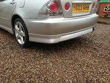 Lexus IS200/300 TRD Rear Bumper Valance/Lip/Splitter 1999-2005 - Brand New!