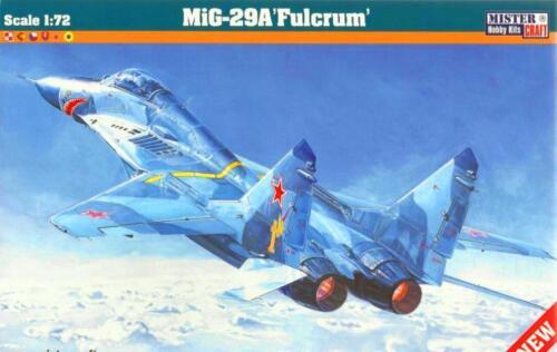 MiG-29 A Moitié prix 1//72 MISTERCRAFT allemand, Polonais, Slovaque et ukrainien MKGS