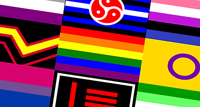 Lgbt Rainbow Pride & Sexual Identity Flags 5'x3' 150cm X 90cm Now 87 Designs Ture 100% Guarantee