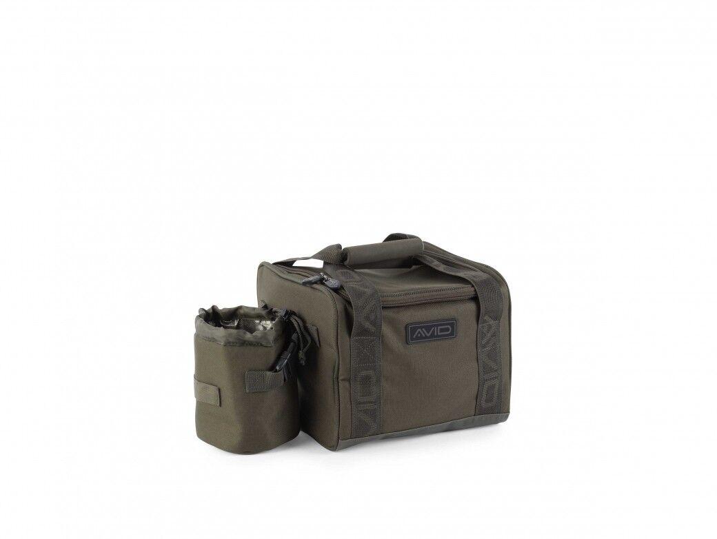 Avid una borsa SPEC Compact Cooler NUOVO Pesca della Carpa Cibo Borsa E Esche Borsa