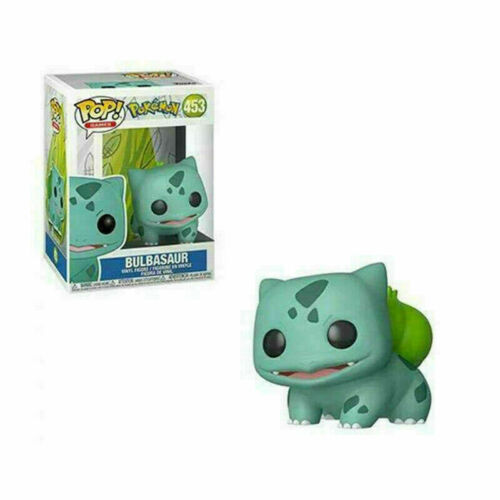 Pokemon Pikachu Bulbasaur toy action figures FUNKO POP Collection gifts W//Box UK