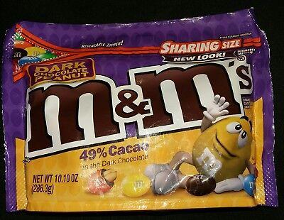 286 3g Bag Dark Chocolate Peanut M And Ms Mnms American Candy Ebay