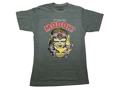Modok If This Be Marvel Comics Licensed Adult T Shirt