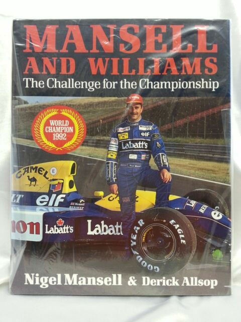 Mansell and Williams | The Challenge for the Championship Book