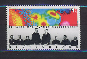 ALEMANIA-RFA-WEST-GERMANY-1998-MNH-SC-1991-Max-Planck-cociety-for-the-science