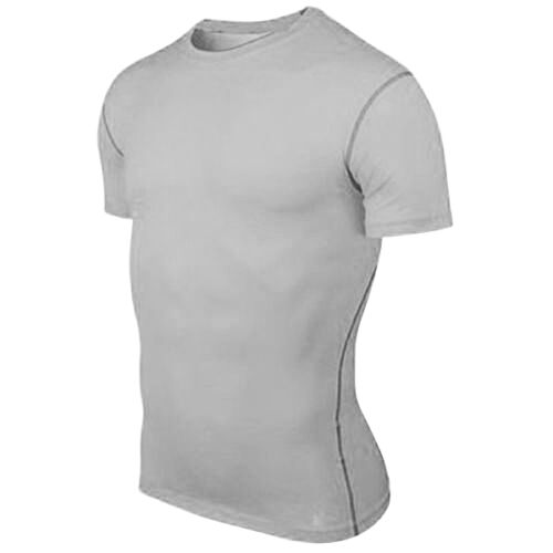 Mens Compression Gym Base Layer Sports T-Shirt Vest Long Pants Leggings Shorts