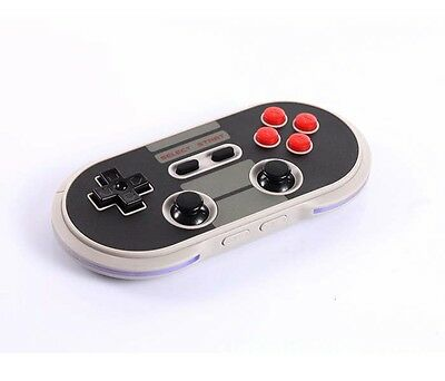 8Bitdo NES30 PRO Bluetooth Wireless Game Controller Full Buttons Portable Game
