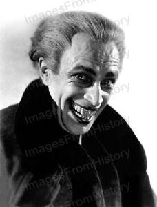 Conrad Veidt smile