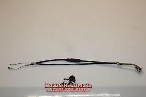 Ducati 1098 1198 848 Evo Oem Throttle Cables Lines B9