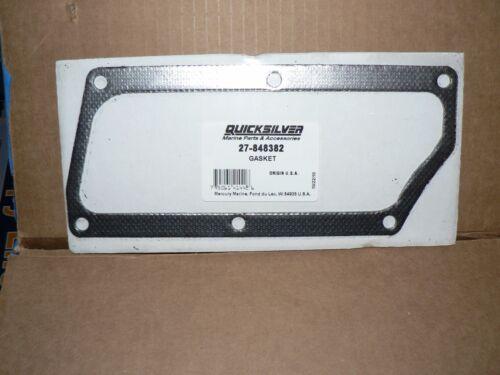 Mercruiser Dual Cooler Bell Hsg Gasket Port side 27-848382 1025SCI 1075 1200 850