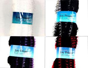 Plymouth-Yarn-Joy-Ruffle-Prism-100g-Loom-Knit-Crochet-FS-Offer-Color-Choice