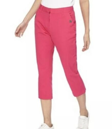 Maine New England-Beige Corto Pantaloni Taglia 16R RRP £ 25 {N 69} {70#