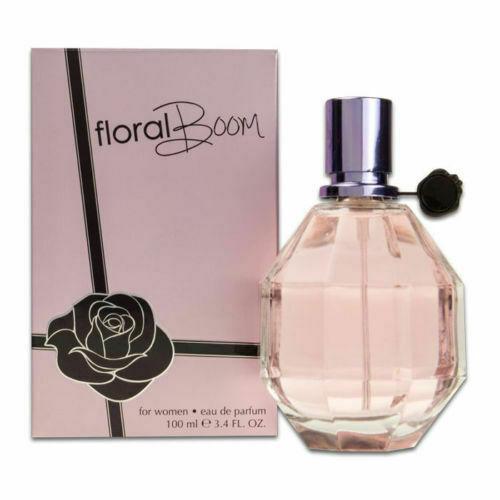 FLORAL BOOM By Sandora For Women Eau De Perfume 3.4 Oz Women's Fragrance Parfum
