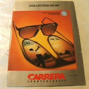 Sportglasses 1988 1989 Sur Lunette Carrera Sport Détails Catalogue dhQsrt