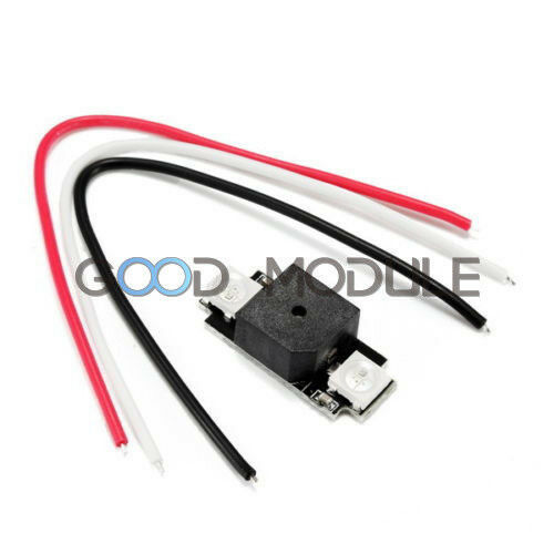 WS2812B LED RGB Strip 5V Active Buzzer Programable CF BF F3 Flight Controller