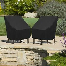 Waterproof Dust-proof Furniture Chair Sofa Cover Protection Garden Patio Outdo