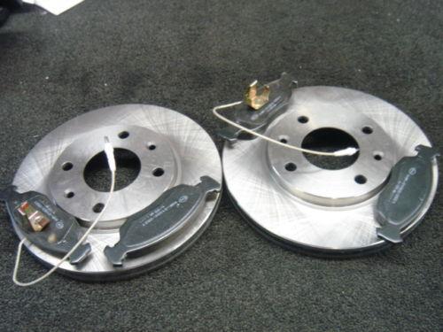 CITROEN zx xsara saxo pads disques de frein avant ventilé /&