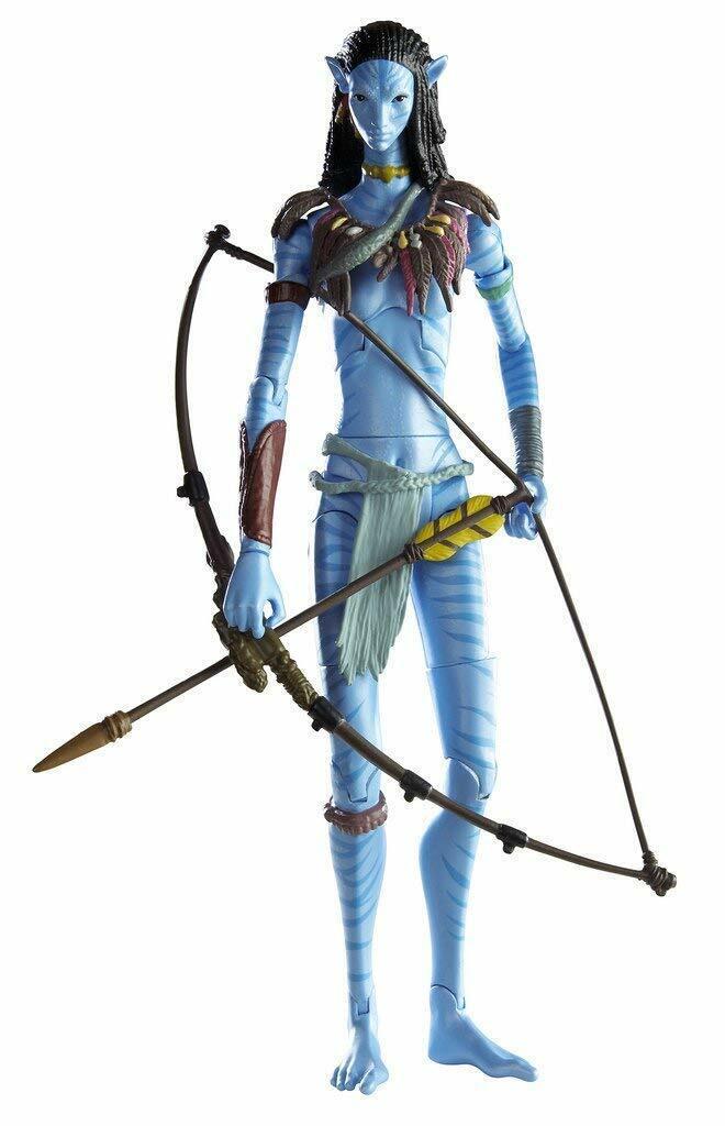 James Cameron's Avatar Movie Masters Neytiri  Figure nouveau  grandes marques vendent pas cher