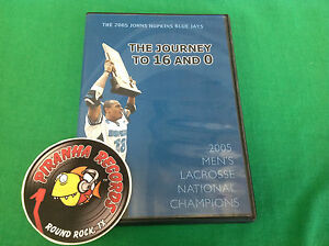 The-Journey-to-16-And-0-The-Johns-Hopkins-Blue-Jays-Lacrosse-DVD-Piranha-Records