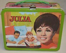 Vintage 1969 JULIA TV Show Diahann Carroll Nurse Metal Lunchbox C9 Minty Rare