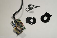 Iris diaphragm mechanism circuitry and motor ERNITEC F1.4 MANUAL 6-12mm C-MOUNT