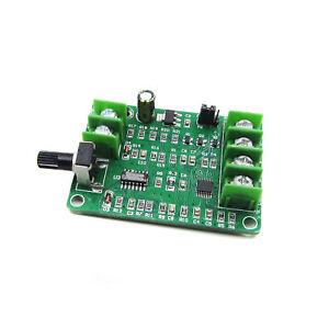 Details about 7V-12V DC Brushless Driver Board Controller For Hard on