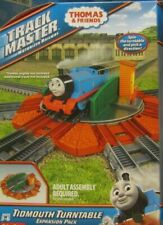 Fisher-Price Thomas Friends Track Master Tidmouth Turntable For Shed Roundhouse