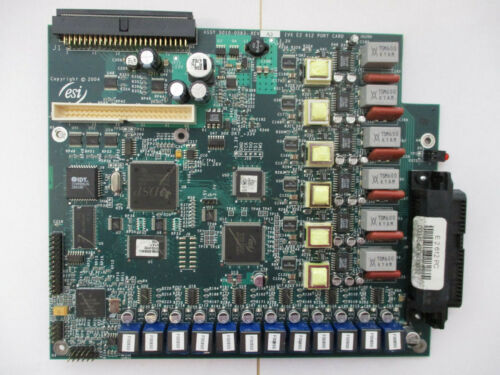 ESI IVX Gen II 612 expansion card for the E class and CS 100 telephone system
