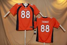 DEMARYIUS THOMAS Denver Broncos NIKE Game JERSEY Youth Small NWT  70 retail  o 1378cb252