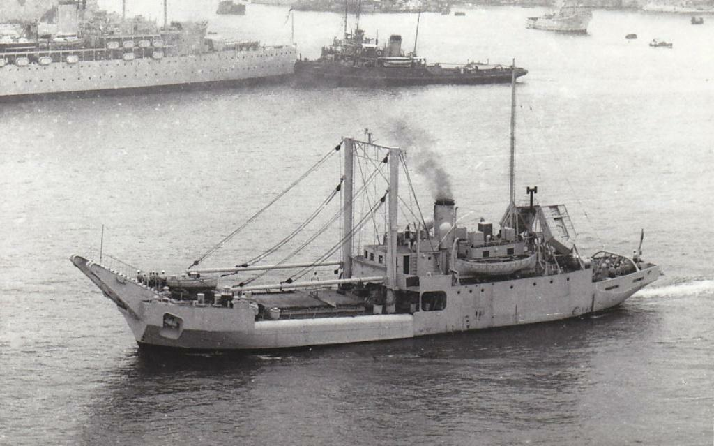 SS kingarth. a 232 nave