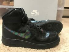 1186c4512051d item 4 Nike Air Force 1 High  07 LV8 Black Metallic In Box Size 9 806403  002 -Nike Air Force 1 High  07 LV8 Black Metallic In Box Size 9 806403 002