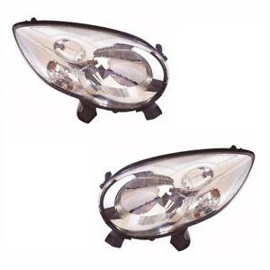 Pour-Citroen-C1-2005-12-phares-projecteurs-eclairage-1-Paire-O-S-amp-N
