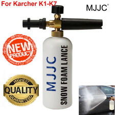 MJJC 1L Snow Foam Lance Karcher Sprayer For Car Pressure Washer Cannon K1-K7