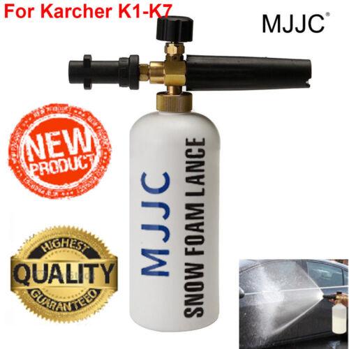 MJJC Snow Foam Lance Karcher Foam Cannon Gun Car Wash Pressure Washer K2-K7