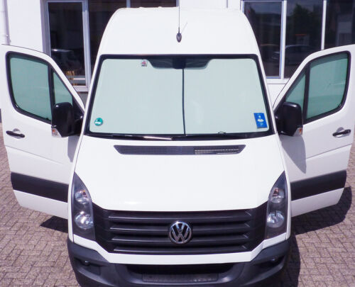 Sonnenschutz /& Verdunkelungskombi VW Crafter /& MB Sprinter 2006-2016