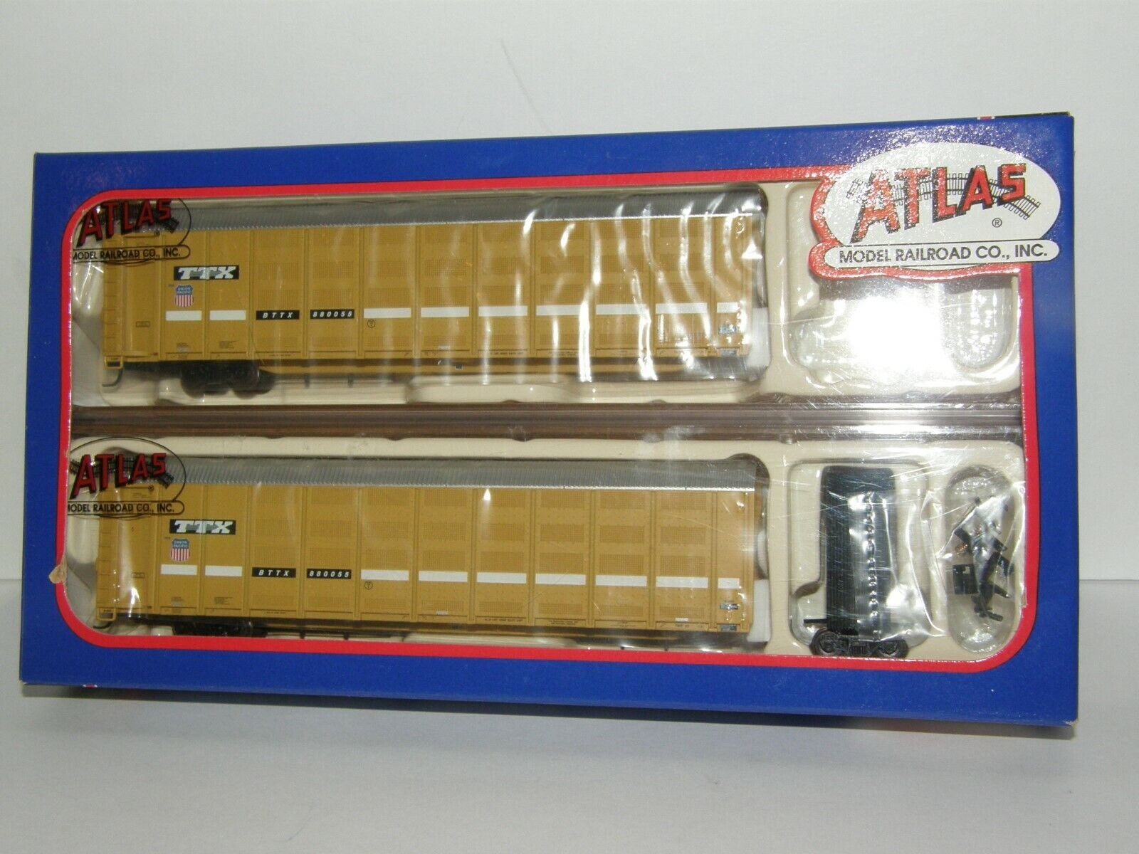 Atlas n scale 40923 United Pacific bisagra Transport vehicles vehicles vehicles 35 and 880055 2 1ee