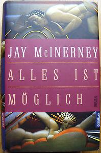 Jay-McInerney-ALLES-IST-MOGLICH-Roman-ISBN-3-442-30465-2-wie-NEU-TOP