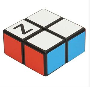 Z-cube-1x2x2-Speed-Rubik-039-s-Cube-Black
